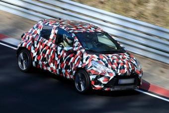 Újra lesz sportos Toyota Yaris