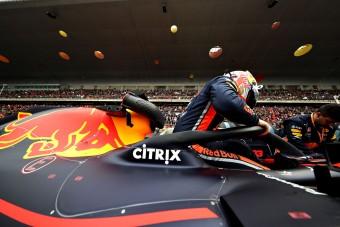 F1: A Red Bullnál nem számolnak futamgyőzelmekkel