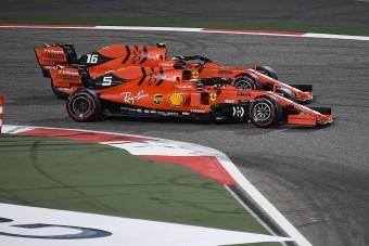 F1: A Ferrari-főnöknek tetszik a belharc