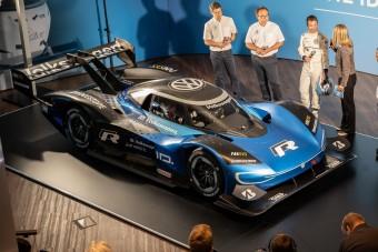 Elektromos sebességi rekordra készül a Volkswagen