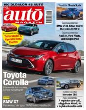 Megjelent az Autó Magazin májusi lapszáma!