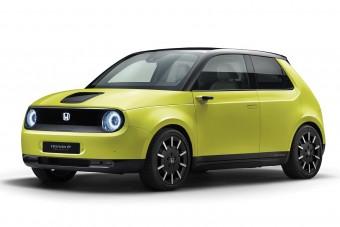 Már rendelhető a Honda picuri villanyautója