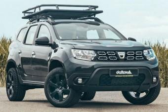 Terepcsomag Dacia Dusterhez