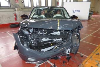 Hét autó kapott öt csillagot az Euro NCAP legújabb tesztjein
