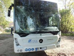 70 milliós szegedi buszt lopott egy 19 éves fiú, összetörve találtak a buszra
