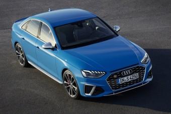 Megújult az Audi A4