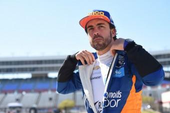 A McLaren már nem számíthat Alonsóra?