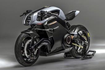 Mi kerül 33 millióba egy motorkerékpáron?!