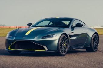 Ritka kincs lesz a kézi váltós Aston Martin Vantage