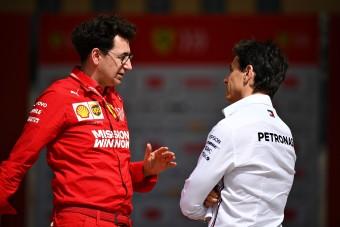A Ferrari nem engedte volna, hogy Wolff legyen az új F1-főnök