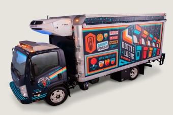 Most ez a teherautó minden férfi álma