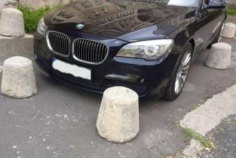 Megszívatták a szabálytalanul parkoló autóst Budapesten