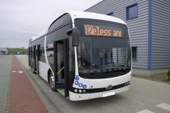 Itt az újabb rekord e-busz megrendelés