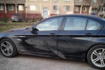 Ha ez történne a koszos az autómmal, soha többé nem mosnám le