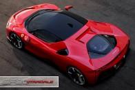 Vicces álcázással mutatkozott az új Ferrari 3