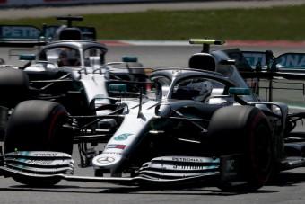 F1: Ez az ábra megmutatja, mekkora a Merci fölénye
