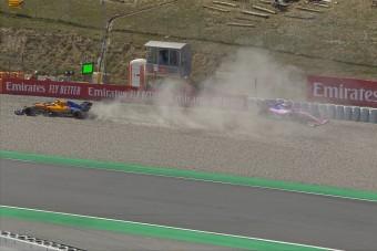 F1: Döntöttek a versenybírák Norris és Stroll ügyében