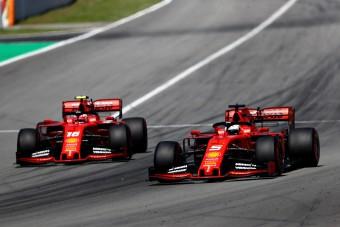 Ferrari: A Schumacher-éra is így indult