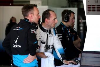 Kubica: Nem én építem az autót!