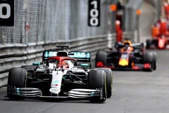 F1: Verstappen szeretne már Hamiltonnal csatázni