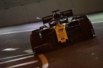 Ricciardo: Csak úgy osztogattuk a pontokat