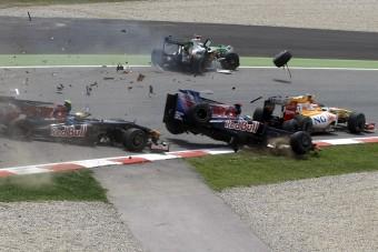 F1: A legemlékezetesebb pillanatok Barcelonából