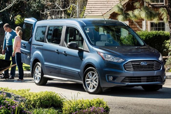 Ford Tourneo Connect teszt – ha gyerekeid vannak, ezt szeretni fogod 6