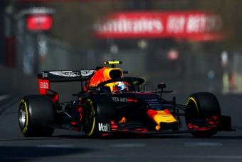 F1: 0,02 gramm miatt zárták ki Gaslyt