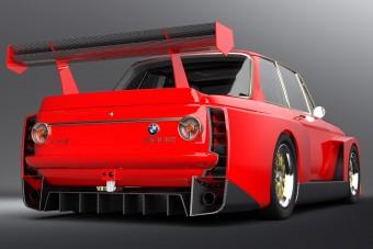 800 lóerős pályagépet csinálnak a 02-es BMW-ből