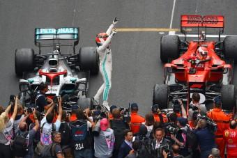 F1: Hamilton újabb Schumi-rekordot döntött meg
