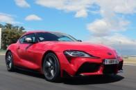 Meglepő lesz, mekkora a különbség a Toyota Supra és a BMW Z4 között 1