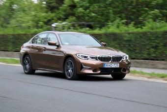 BMW 320d G20 – Játszani is enged