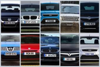 Ezek a legkevésbé megbízható használt autók