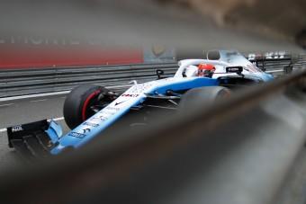 F1: Kubica bizonyított Monacóban