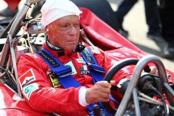 F1: Ezekkel a járgányokkal vált legendává Lauda