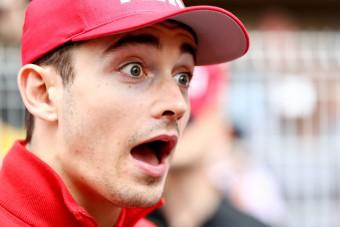 F1: A Ferrarinál berágtak Leclerc-re