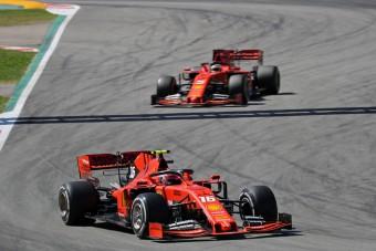 F1: Így magyarázza a Ferrari az újabb bakikat