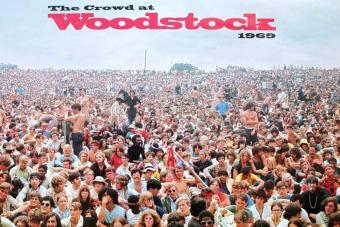 Lehet hogy a legendás Woodstock szelleme idén nem támad fel
