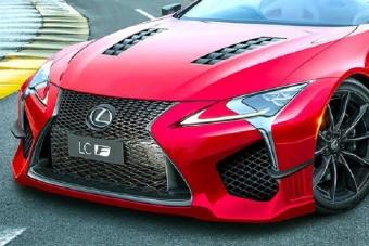 Újra szupersportkocsit építhet a Lexus