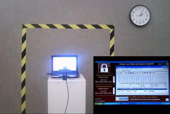 A világ legveszélyesebb vírusaival fertőzték meg ezt a laptopot