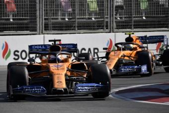 F1: Az élmenőkhöz méri magát a McLaren