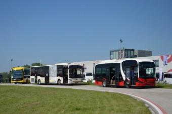 A legújabb buszok magyar utasokra várnak