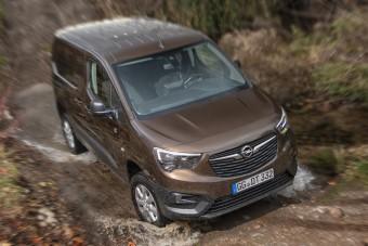 Összkerékhajtást kap az Opel Combo