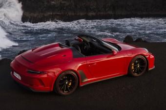 Gyártásba került a Porsche 911 Speedster