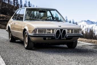 Újra elkészítette ötvenéves tanulmányautóját a BMW