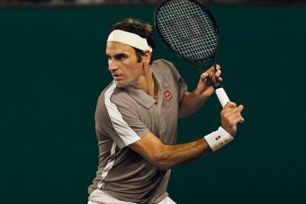 Retró stílusban nyerne Federer a Roland Garroson