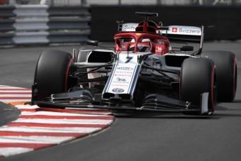 F1: Räikkönen nem véletlenül volt lassú