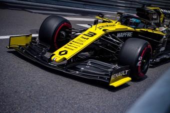 F1: Ricciardo a Renault bátor lépését méltatja