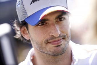 F1: Tükrös sisakkal újít a hazai pilóta