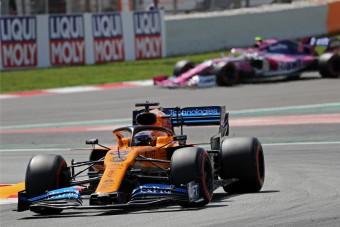 F1: Sainz kételkedett a pontszerzésben